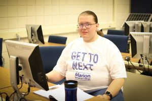 Man with Asperger's Syndrome aims high with college, career goals