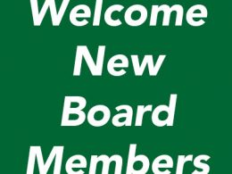 Welcome Board Members